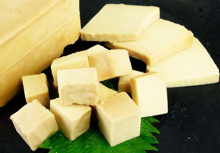 あさイチチーズの味噌漬け