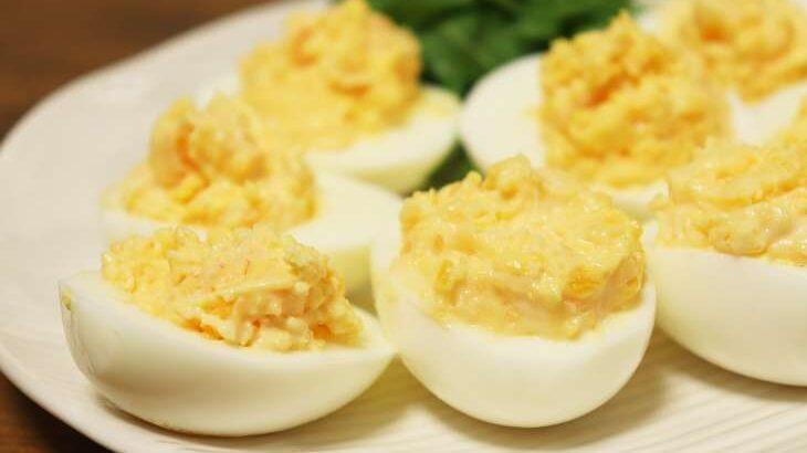【家事ヤロウ】デビルエッグのレシピ。卵愛王座決定戦!プロ直伝 超簡単たまご料理 3月3日