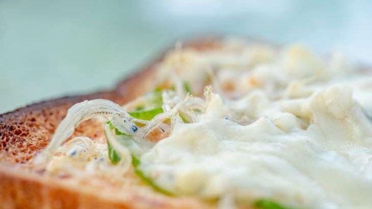 【土曜は何する!?】しらすのアヒージョトーストのレシピ。山口繭子先生の食パン簡単アレンジ!(3月6日)