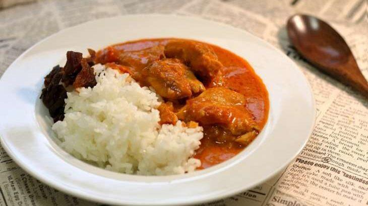 【家事ヤロウ】内藤アナの簡単チキンカレーのレシピ。元NHKアナの絶品カレーの作り方(4月20日)