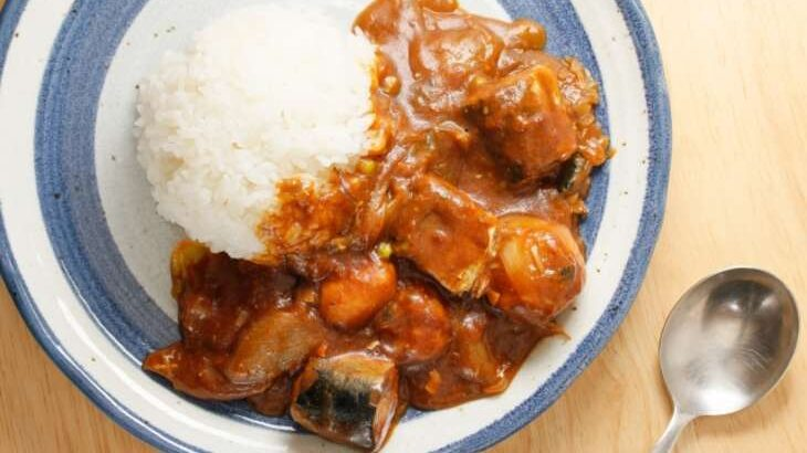 【土曜はナニする!?】サバ缶の南国風スパイスカレーのレシピ。印度カリー子さんの本格スパイスカレー(3月6日)