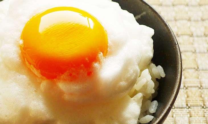 家事やろう卵かけご飯