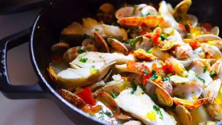【ノンストップ】ニンジンとアサリのアクアパッツァのレシピ。笠原将弘シェフの本格和食の作り方(3月29日)