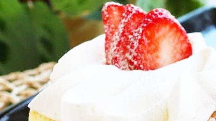 【土曜は何する!?】牛乳プリンいちごトーストのレシピ。山口繭子先生の食パン簡単アレンジ!(3月6日)