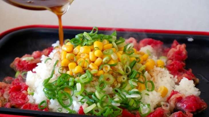 【めざまし8】ペッパーランチのレシピ。TikTok話題飯に古市憲寿さんが挑戦!(4月29日)