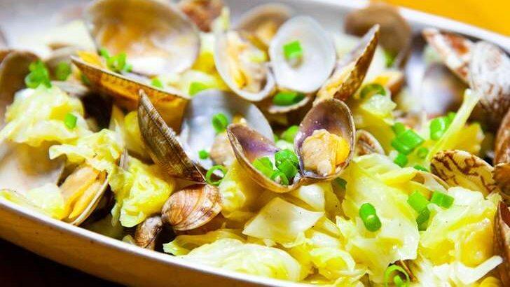 【ノンストップ】アサリたっぷり焼きビーフンの作り方。坂本昌行さんの料理・レシピ(4月23日)