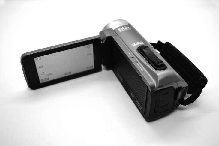 サタプラデジタルビデオカメラ