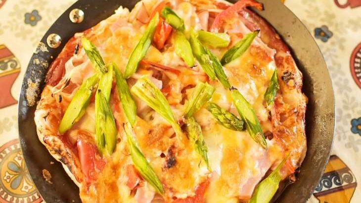 【きょうの料理】アスパラと明太子のカリカリチーズのレシピ。和田明日香さんのチーズで元気レシピ(10月19日)