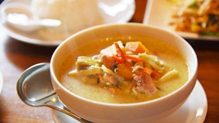 【きょうの料理】春のスパイスカレーのレシピ。栗原はるみさんのキッチン日和(4月9日)