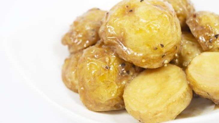 【ノンストップ】ホタテジャガのレシピ。笠原将弘シェフの新じゃが料理(4月26日)