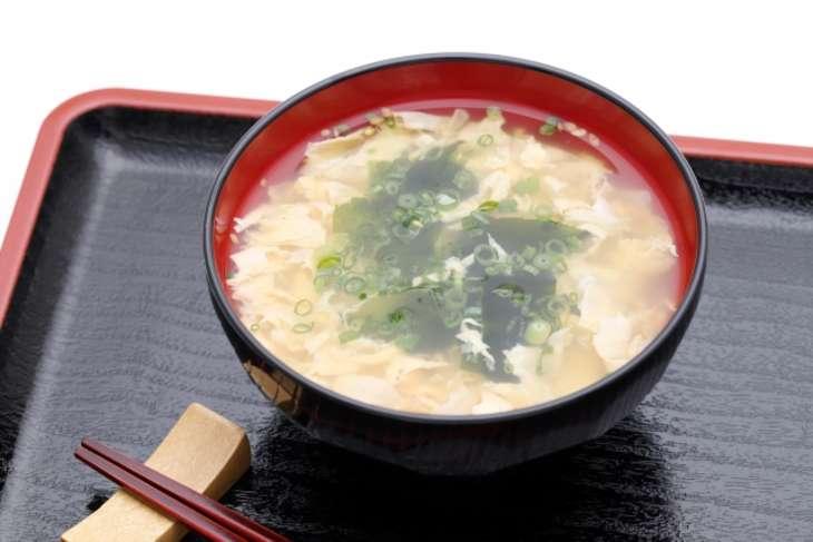 和田明日香たまたま味噌汁