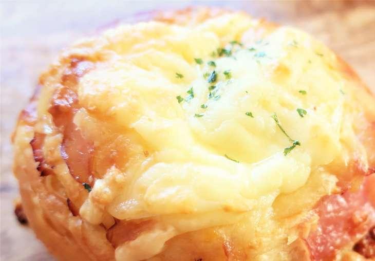 ヒルナンデス新じゃがガーリックマヨチーズ焼き