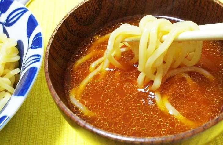ジョブチューントマトつけ麺