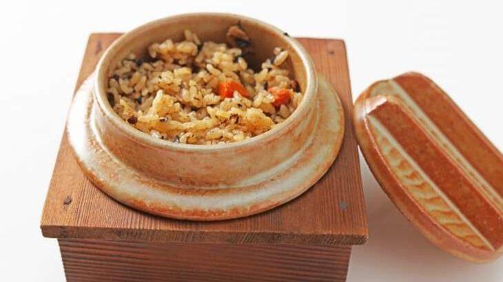 【ラヴィット】豚汁で石狩鍋風炊き込みご飯のレシピ。一流和食料理人考案の絶品炊き込みごはん(6月11日)