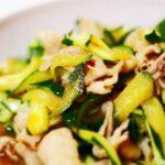 【ノンストップ】きゅうりと牛肉のまろやかコチュジャン炒めのレシピ。クラシルで話題のきゅうり料理(6月23日)