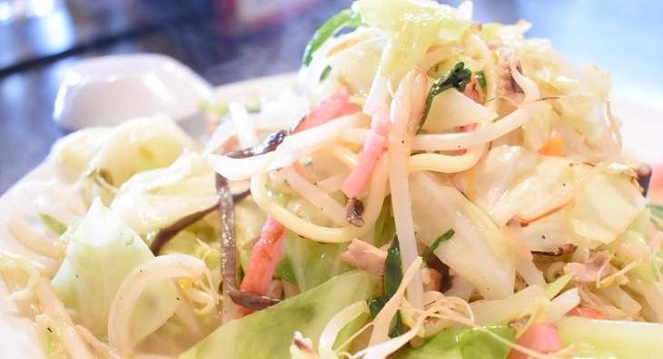 【あさイチ】焼きうどん ちゃんぽん風のレシピ。料理酒オイルで!クック井上さんのアレンジ焼うどん(5月11日)