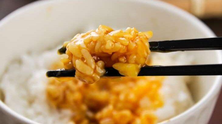 【ラヴィット】ごま油香るしらす卵かけご飯のレシピ。一流和食料理人が考案!最強TKG(5月21日)