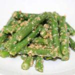 【あさイチ】いんげんのごまあえのレシピ。瀬尾幸子さんの簡単インゲン料理(5月17日)