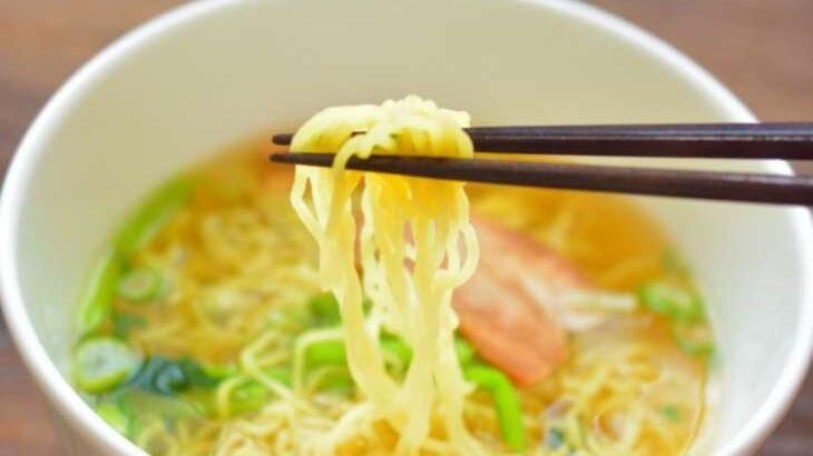 【ジョブチューン】超濃厚白湯塩ラーメンのレシピ。インスタント麺アレンジラーメンバトル(5月8日)