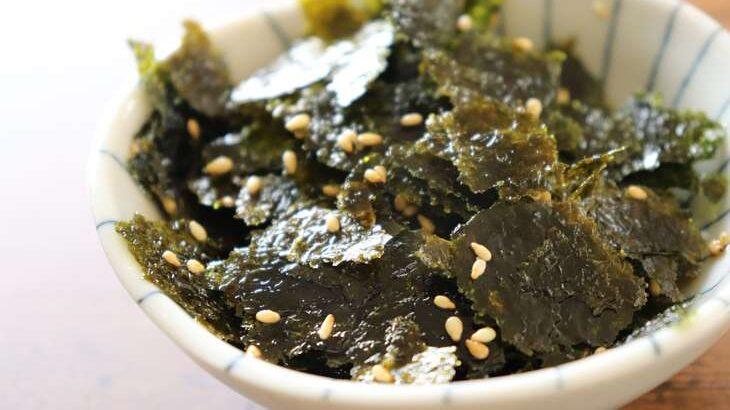 【ヒルナンデス】無限海苔ふりかけのレシピ。リュウジさんの爆速レシピ(5月31日)