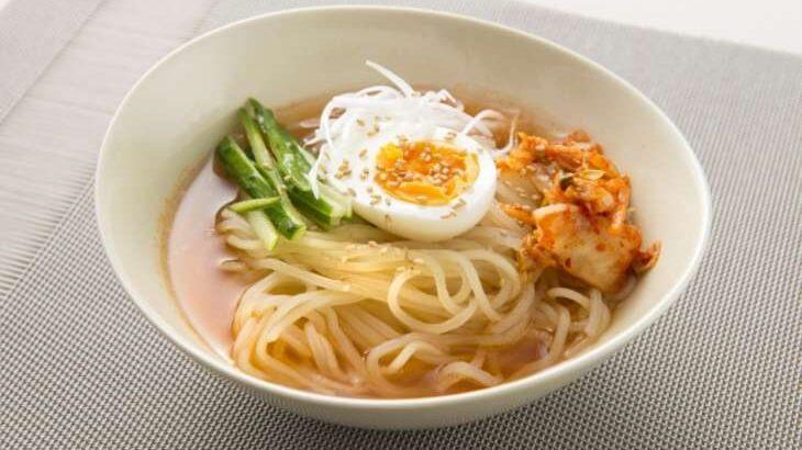 【あさイチ】生もずく冷麺のレシピ。鳥羽シェフの生もずく極上料理(6月1日)