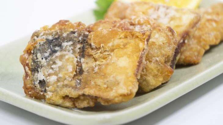 【ヒルナンデス】サバ缶の唐揚げのレシピ。リュウジさんのフライパン激安レシピ(5月24日)