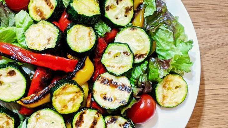 【土曜はナニする】うなぎのカラフル美肌サラダのレシピ。Atsushiさんのベジたんサラダ(5月22日)