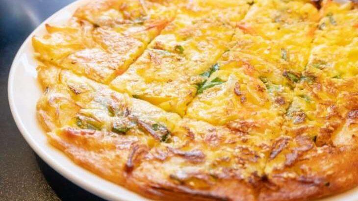【ヒルナンデス】豆腐チヂミのレシピ。山口はるのさんの木綿豆腐おすすめ調理法(6月23日)