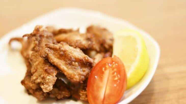 【ヒルナンデス】むきあさりの唐揚げのレシピ。リュウジさんの冷凍食品アレンジレシピ(6月7日)