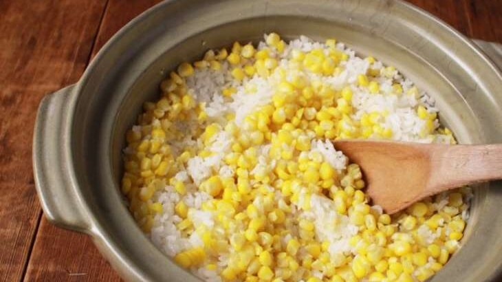 【相葉マナブ】味噌バターコーン釜飯のレシピ。釜1グランプリの絶品釜めし(6月6日)