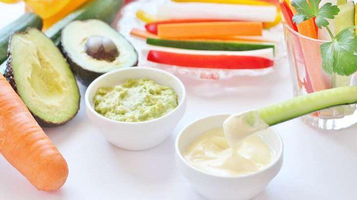 【あさイチ】スティック野菜のアイオリ風ソースのレシピ。上田淳子さんの絶品料理(6月9日)