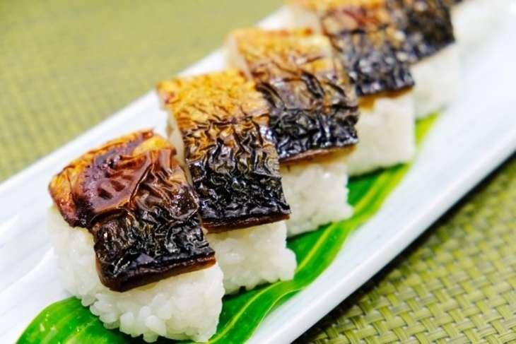 ヒルナンデスサバ寿司