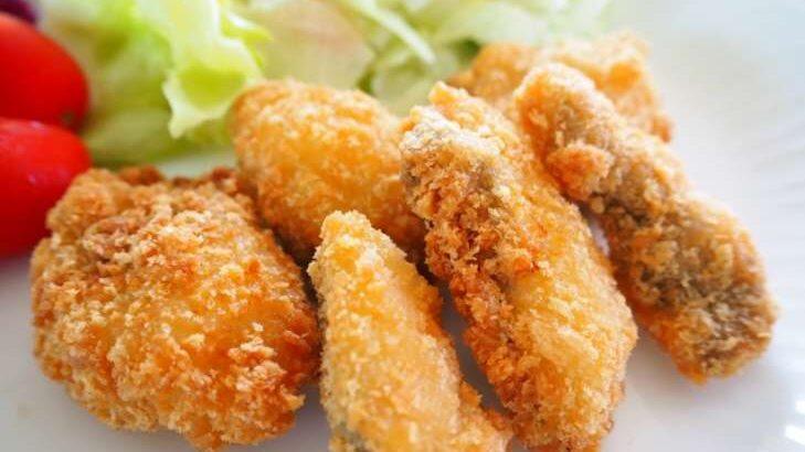 【ヒルナンデス】アジのサクッとフリッターのレシピ。子どもが苦手な食材克服レシピ(6月4日)