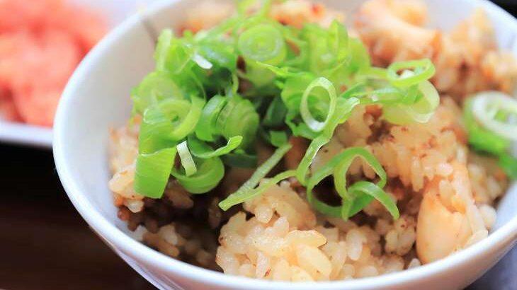【相葉マナブ】豚de埼玉釜飯のレシピ。釜1グランプリの絶品釜めし(10月3日)