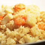 【家事ヤロウ】アヒージョ炊き込みご飯のレシピ。コストコのシーフードアヒージョで!爆売れ食品の激うまアレンジ(6月22日)