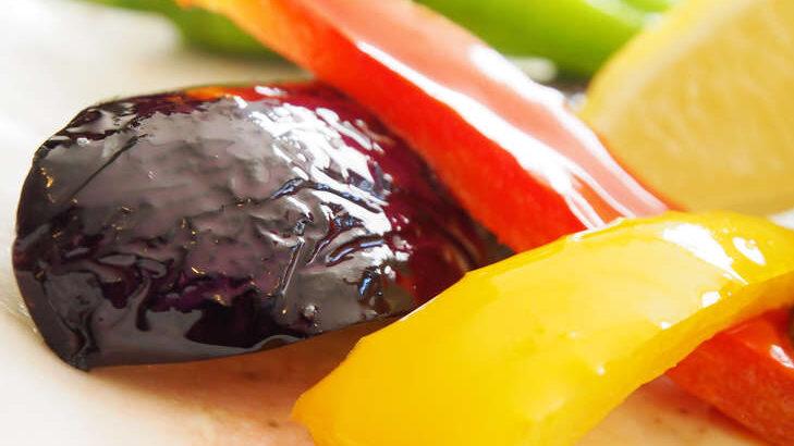 【家事ヤロウ】パプリカの丸焼きのレシピ。トースター丸焼き飯(6月8日)