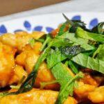 【ノンストップ】青じそチキンの照り焼きのレシピ。クラシルで話題の青ジソ料理(6月9日)