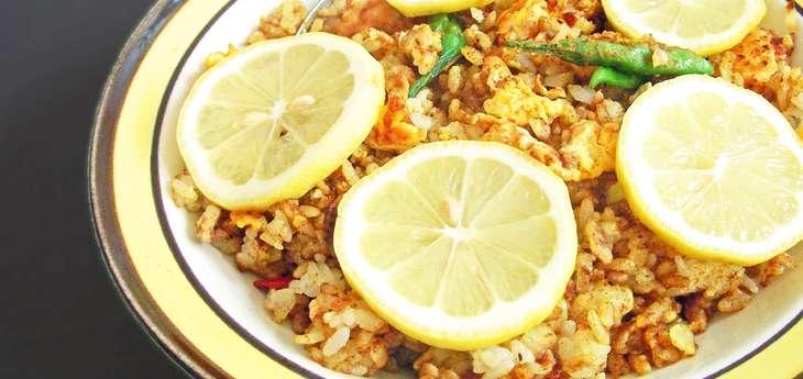 【あさイチ】レモンジンジャーライスの作り方。舘野鏡子さんのレモン入り炊き込みご飯のレシピ(6月16日)