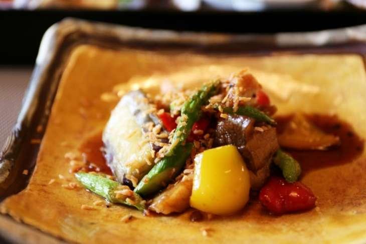 あさいちズッキーニの韓国風牛肉炒め
