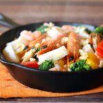 【きょうの料理】海鮮トマト焼きそばのレシピ。タサン志麻さんのパエリア風焼きそば(6月8日)