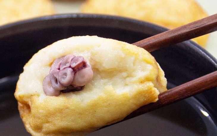 ヒルナンデスチーズ明石焼き風リュウジ