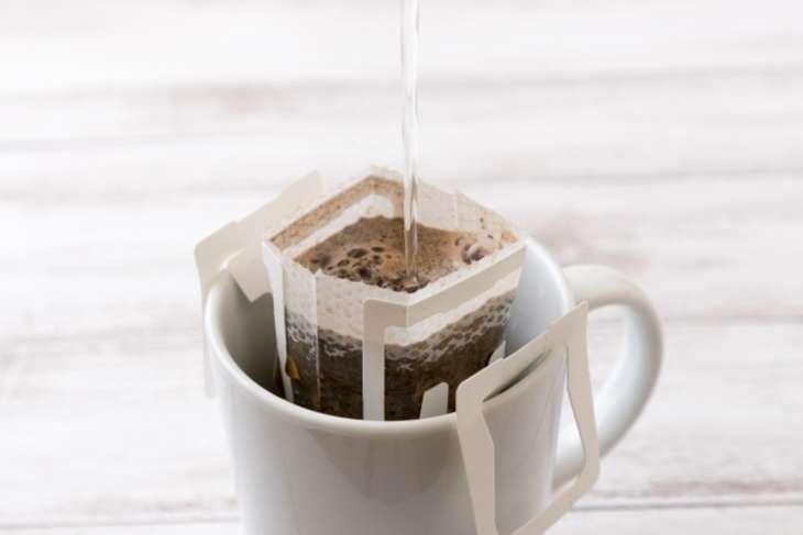 サタプラドリップコーヒー
