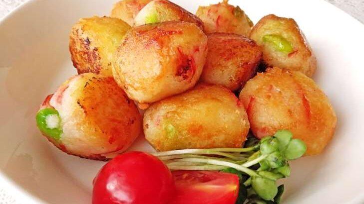 【相葉マナブ】枝豆のはんぺんチーズ焼きのレシピ。船橋の枝豆で旬の産地ごはん(6月27日)