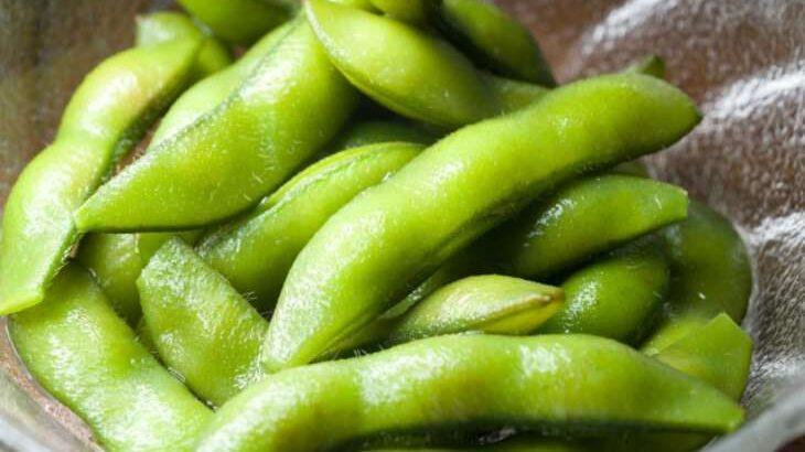 【相葉マナブ】枝豆のさやごと煮びたしのレシピ。船橋の枝豆で旬の産地ごはん(6月27日)