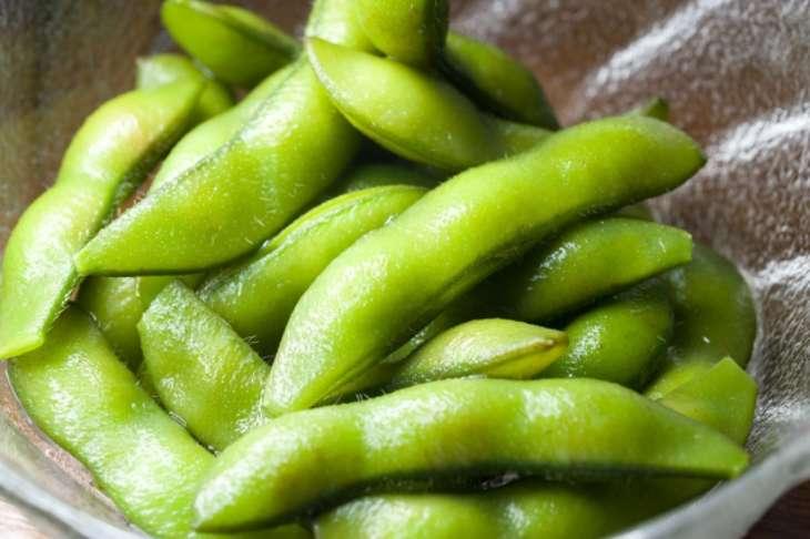 相葉まなぶ枝豆の煮浸し