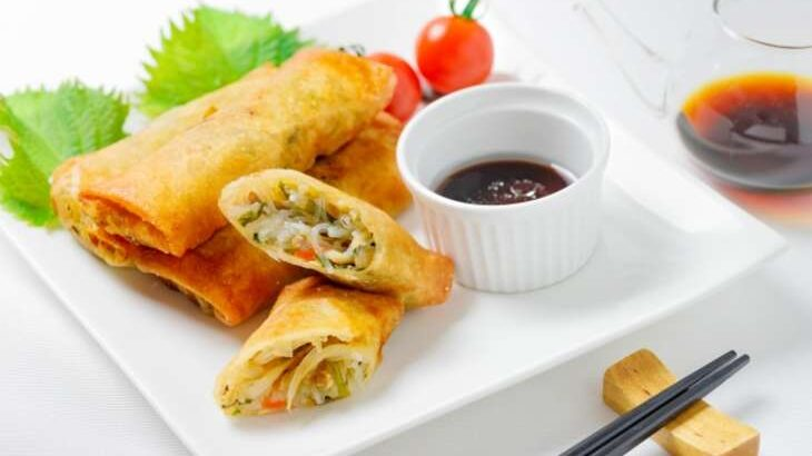 【ヒルナンデス】アジの洋風春巻きのレシピ。水島弘史先生が教える鯵のベストな調理法(6月30日)