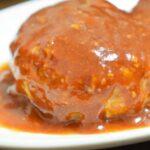【あさイチ】レンチンハンバーグのレシピ。しらいのりこさんの電子レンジ簡単料理(6月28日)