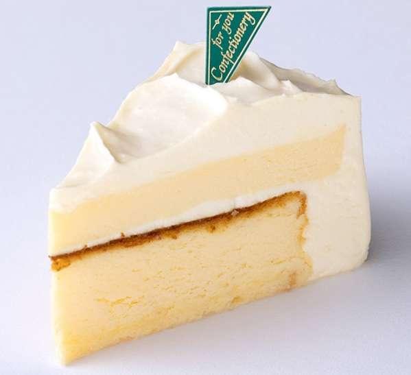 トリプルチーズケーキ