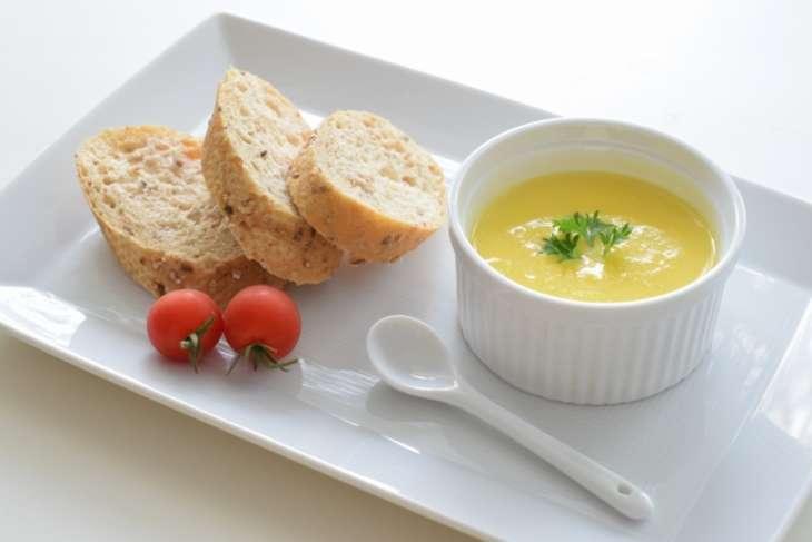 あさイチコーンスープ