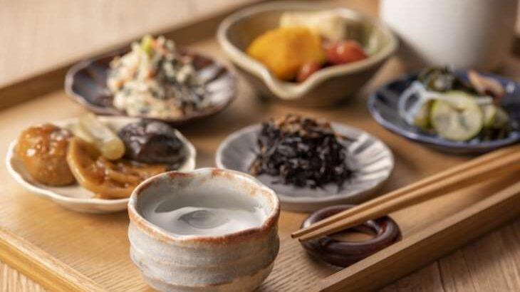 【男子ごはん】おかひじきとえのきの和え物のレシピ。冷酒にあう夏のおつまみ(7月18日)